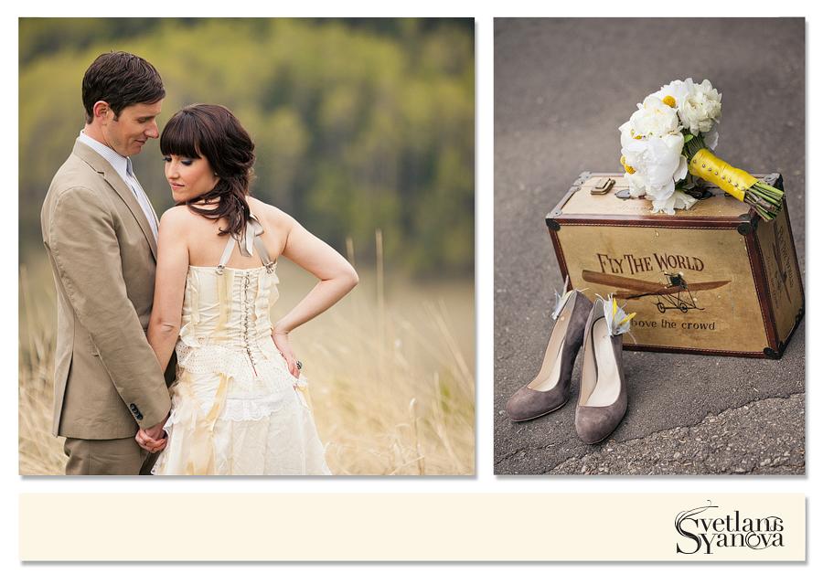 Calgary Wedding Photographer Fly Away With Me Priddis